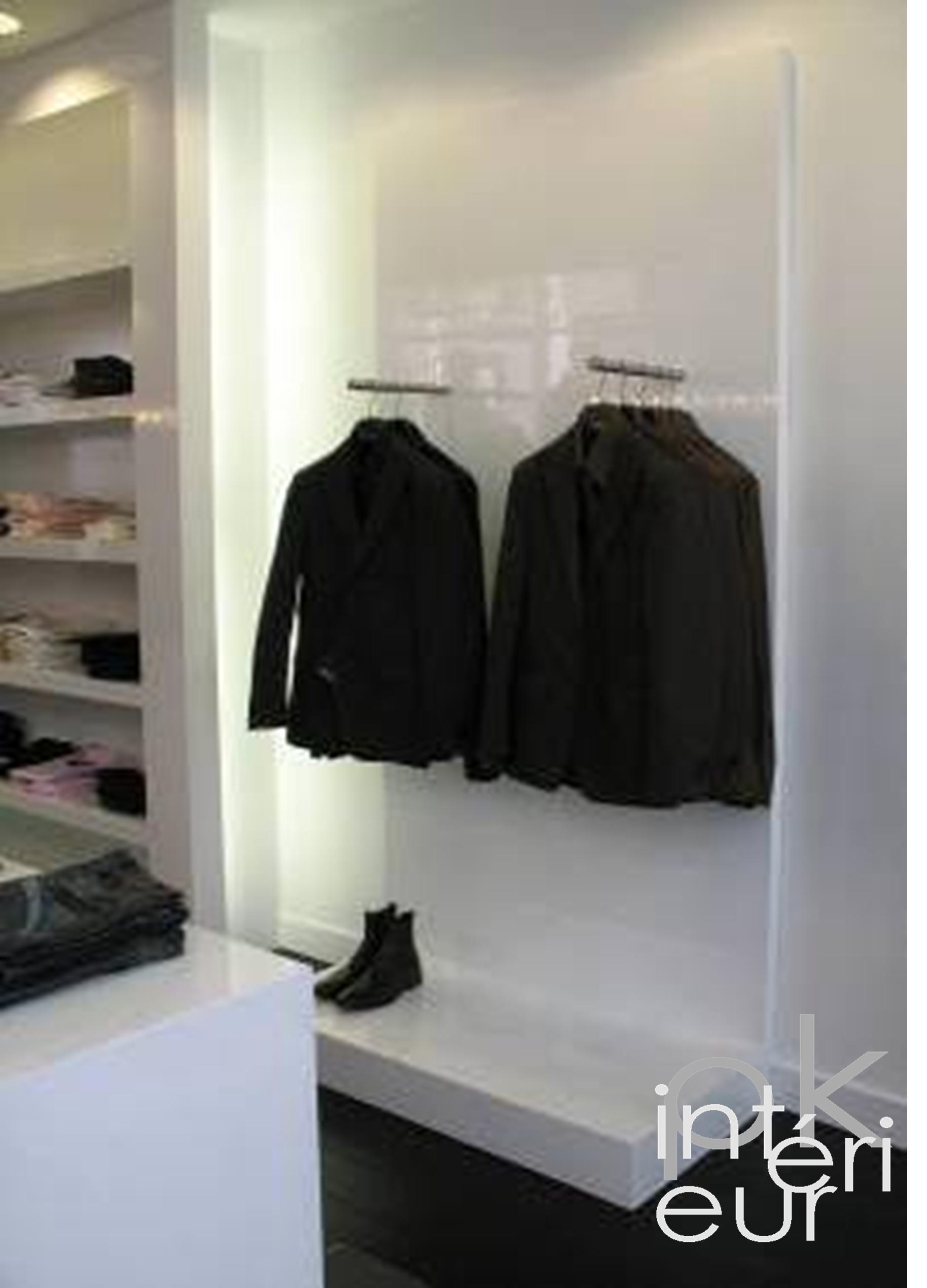 conception d int rieur et design de mobilier pour boutique pk interieur lyon. Black Bedroom Furniture Sets. Home Design Ideas