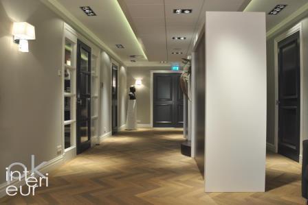 Hall D Entrée Design conception intérieur et design de mobilier d´immeuble de standing