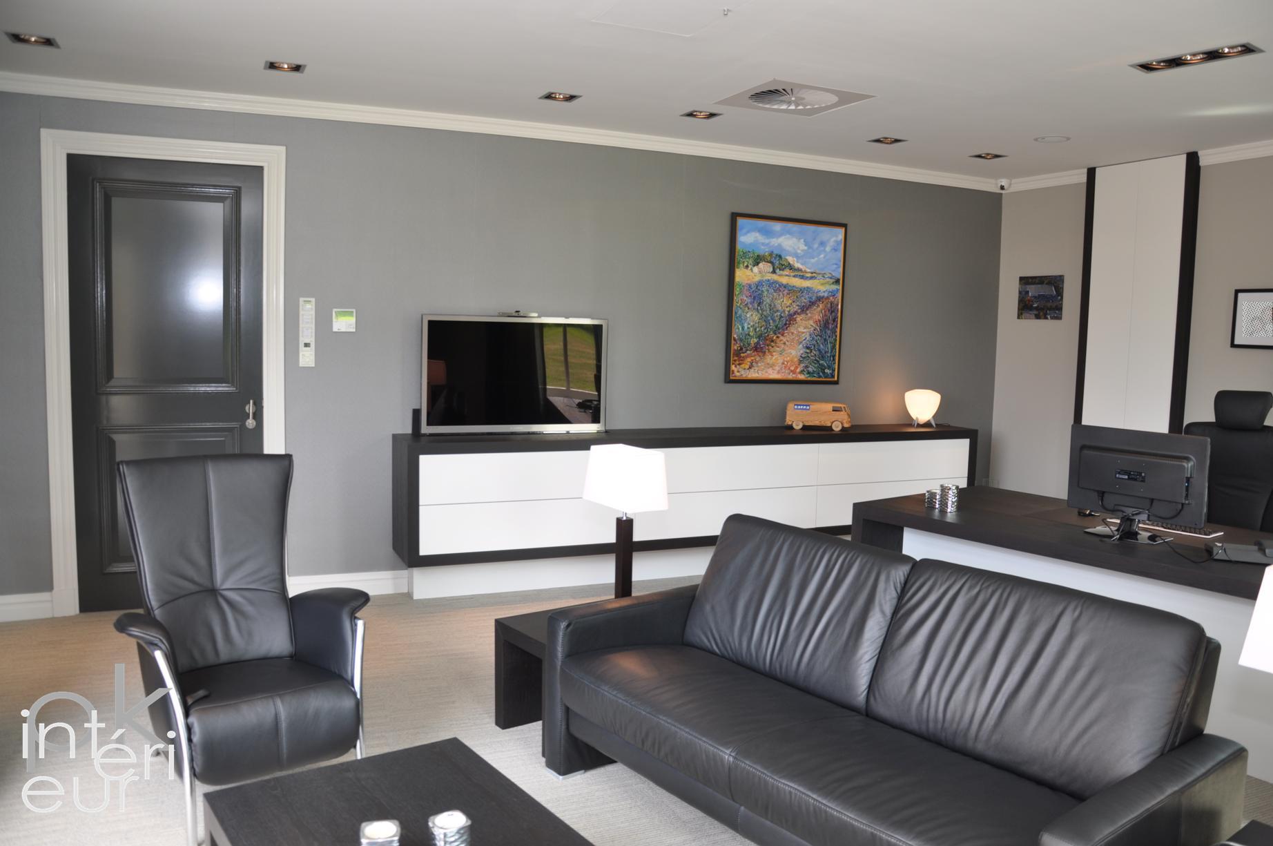 Conception int rieur design mobilier bureaux entreprise for Designer interieur
