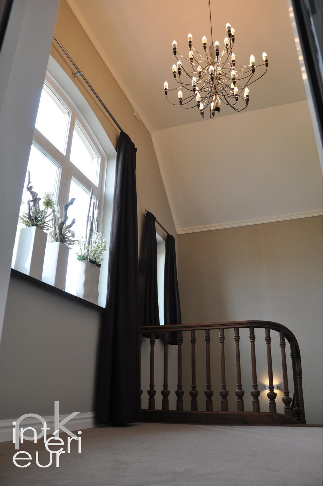 Interieurarchitectuur Luxe Kantoor- en Appartementengebouw ...