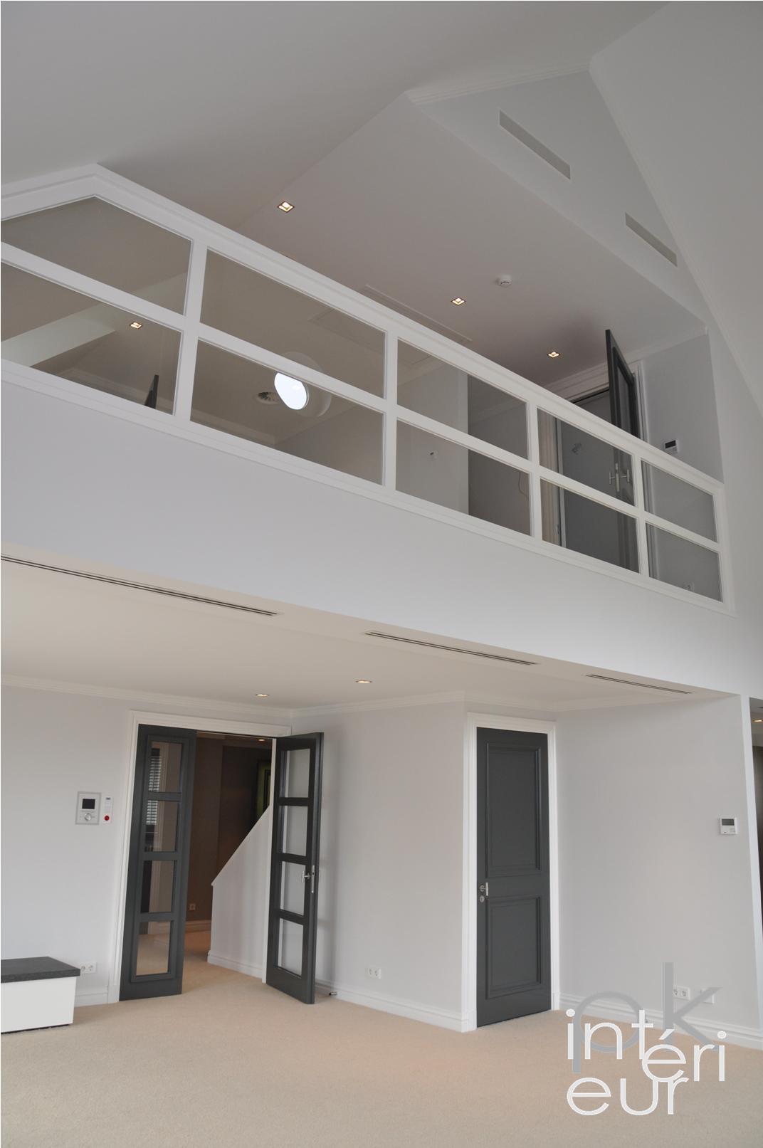 Interieurarchitectuur appartement - Design, Ontwerp, Inrichting ...
