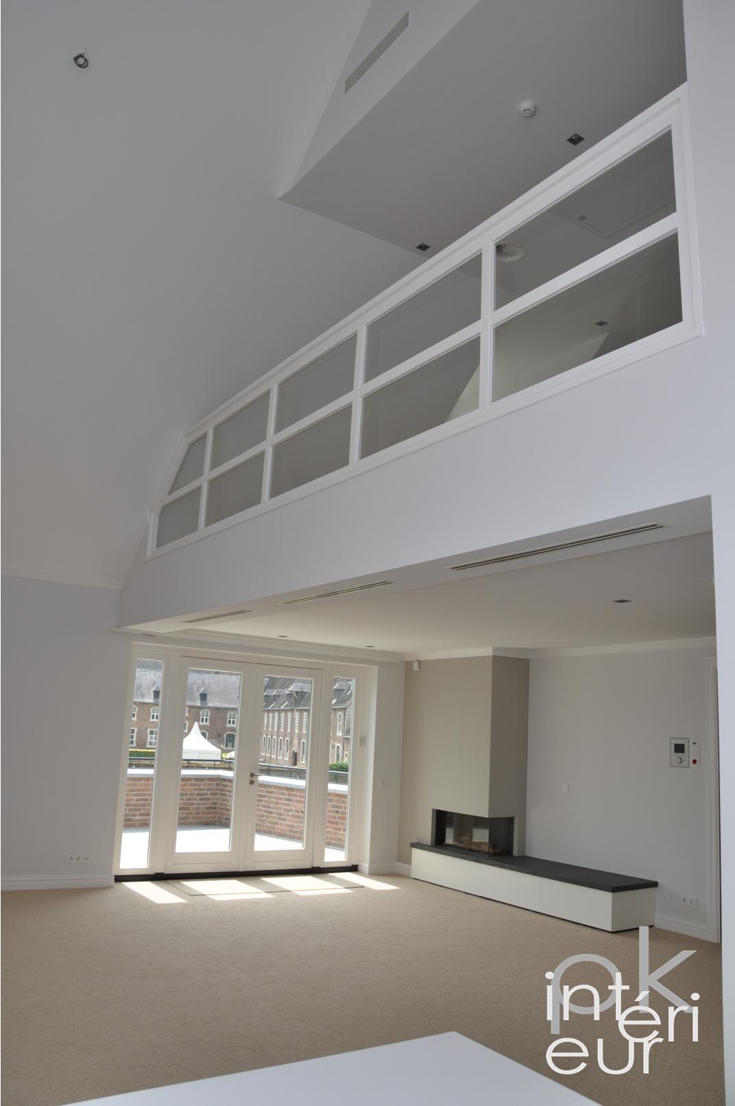 Interieurarchitectuur appartement design ontwerp for Interieur winkel utrecht