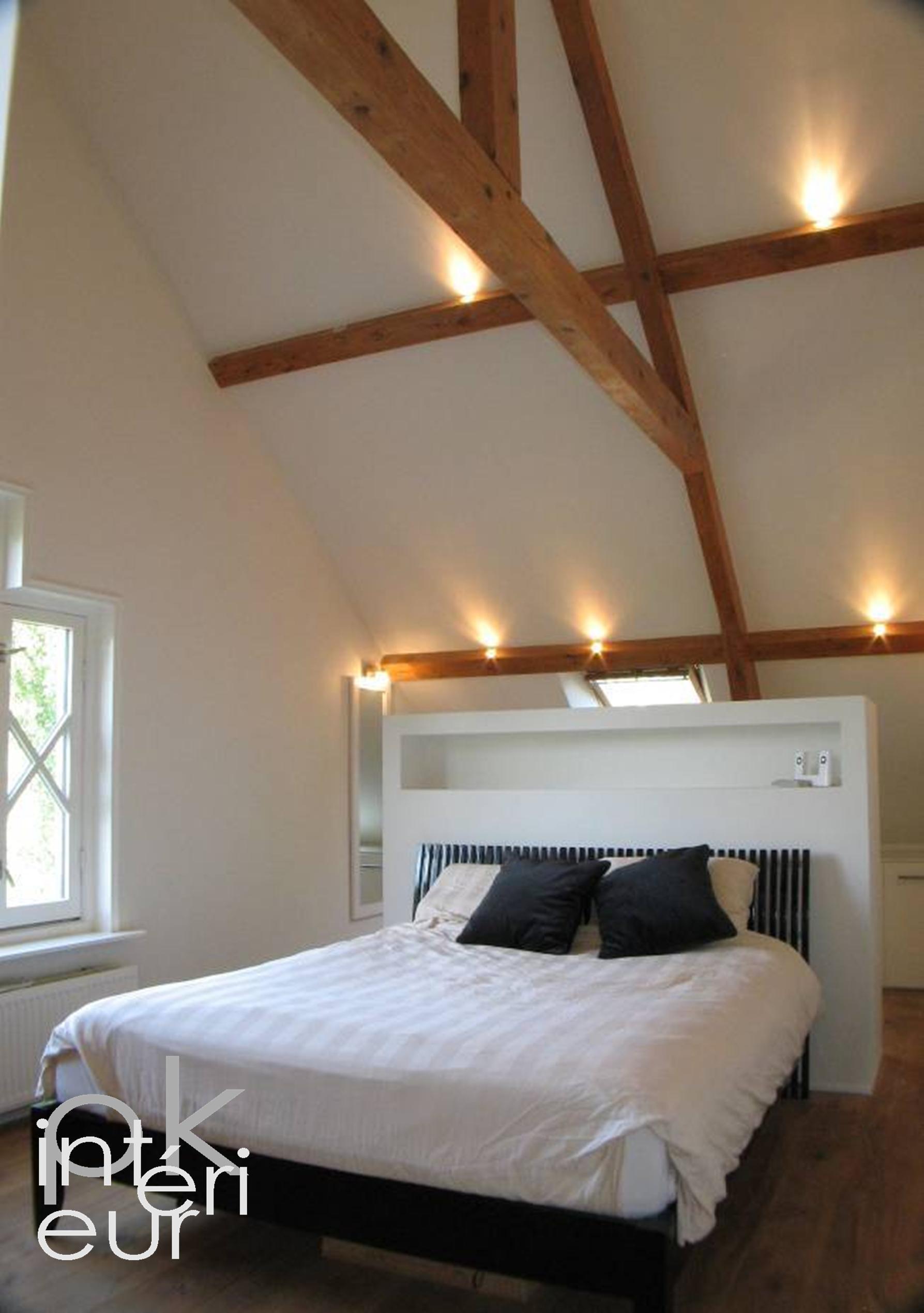 Pk interieur design ontwerp inrichting en advies voor uw slaapkamer en badkamer in utrecht - Deco design slaapkamer ...