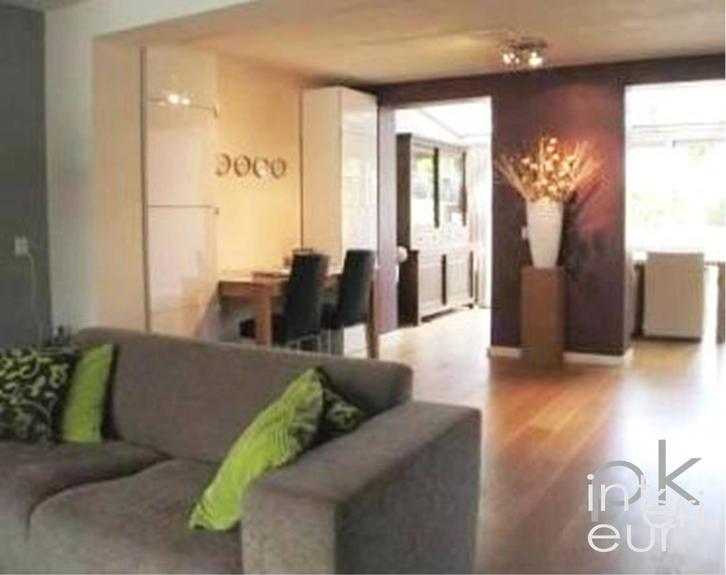 Pk interieur ontwerp inricthing en advies voor uw woonkamer eetkamer of uitbouw in den bosch - Eetkamer en woonkamer ...